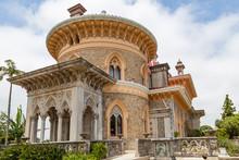 Palace Monserrat In Sintra, Po...