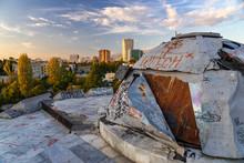 The Colorful Capital City Of Albania, Tirana