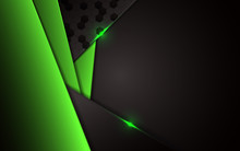 Abstract Background With Black...