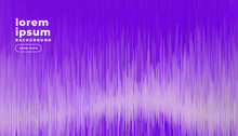 Abstract Purple Lines Background Design