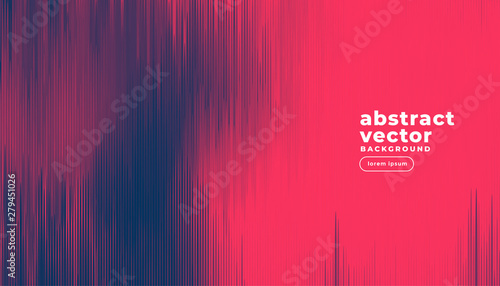 abstract duotone lines background design