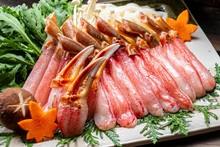 美味しい蟹料理
