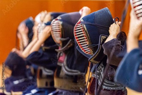 Fényképezés 日本の武術競技剣道