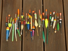 Fishing Bobbers Collection Clo...