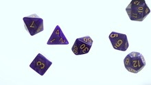 D&D Die Rolling On To Screen,