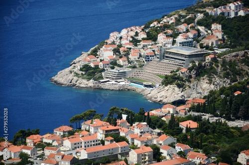 Croatie : Vieille ville de Dubrovnik