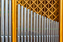 High-quality Silver Organ Pipe...