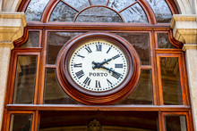 Large Wall Clock Of The City P...