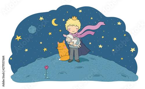 Fototapeta The Little Prince