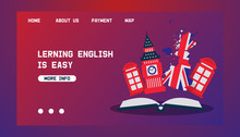 Learning English Or Travelling...