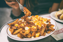 Poutine French Fries Canadian ...