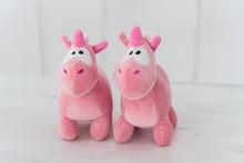Pink Unicorns Plush Cute Toy Child Gift