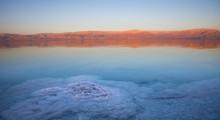 Mineral Salt At The Dead Sea I...