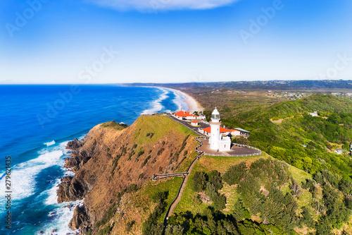 Tableau sur Toile D Byron Bay Lighthouse Close 2 South