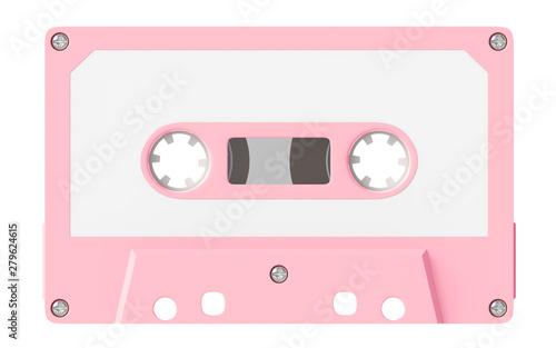 Fotografía cassette tape retro