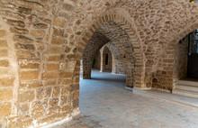 The Mahmoudiya Mosque Interior...