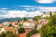 Old Town Grasse, Provence, Fra...