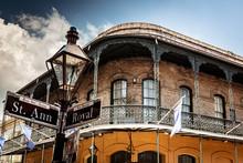 New Orleans French Quarter Bal...