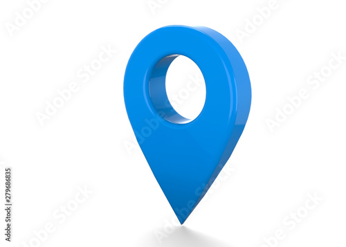 Foto  GPS ICON - 3D