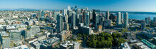 Seattle Washington Downtown Co...
