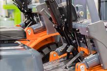 Forklift For Logistics Warehouse
