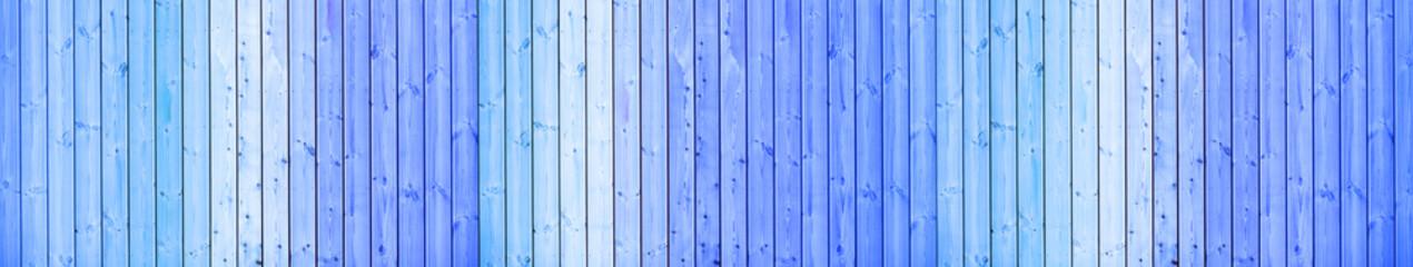 Fond lambris bois bleu, lamelles verticales