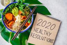 2020 New Year, Healthy Resolut...
