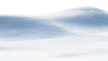 Snowy White Clean Snow Texture...