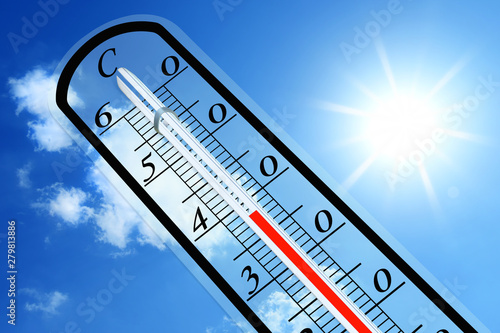 Papel de parede  Thermometer 115