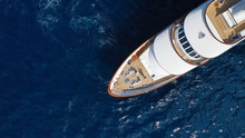 Aerial Drone Photo Of Luxury Y...