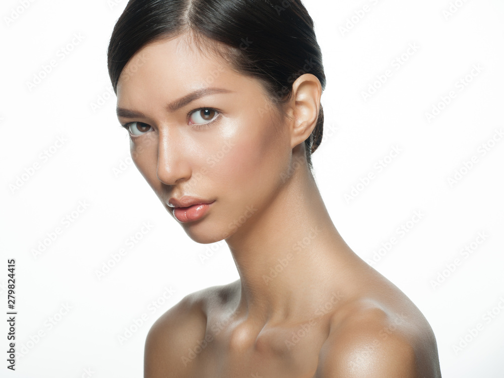 Fototapety, obrazy: Natural beauty woman portrait