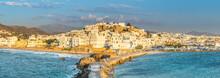 Naxos Town, Naxos, Cyclade Isl...