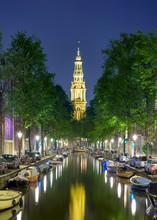 Tower Of Zuiderkerk Church Fro...