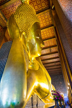 Giant Reclining Buddha, Wat Ph...