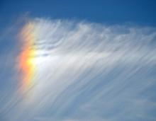 Irridescent Cloud