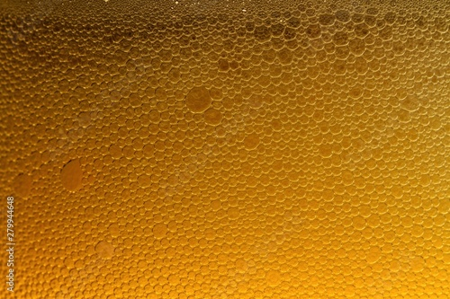 Beer carbonation and bubbles Canvas-taulu