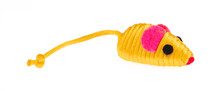 Cat Toys Pet Mouse Isolated On...