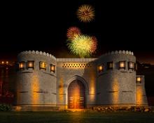 Saudi Arabia Celebration
