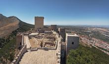 Santa Catalina Castle - Jaen, ...