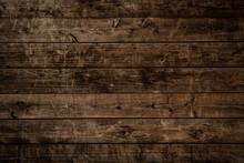 スクラッチのあるアンティークな木のボード
