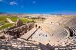 Ancient and roman ruins of Jerash (Gerasa), Jordan.