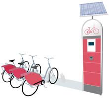 Citi Bike - Public Bicycle Sharing System Serving (docking Station)