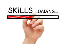 Skills Development Loading Bar...