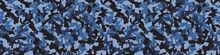 Camouflage Background. Seamles...