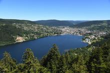 Le Lac De Gérardmer Depuis L'...
