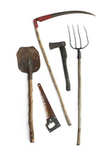 Vintage Agricultural Tools On ...