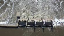 Abandoned Fordham Dam Rockford...