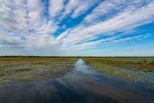 Lake In Dixon Waterfowl Refuge