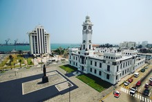 Veracruz Hafen