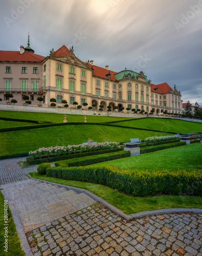 Fototapeta Ulice Starego Miasta w Warszawie obraz